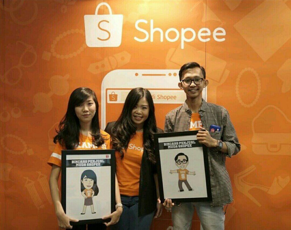 Komitmen Shopee Bantu Pengusaha Muda Bangun Bisnis Online ...